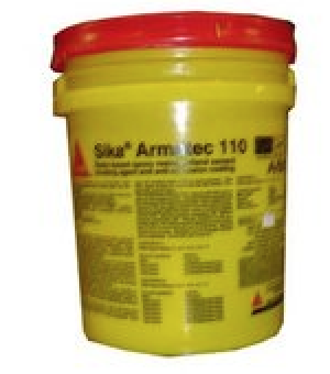 PIcture of Sika ARMATEC 110 EpoCem Bonding Agent and Reinforcement Protection