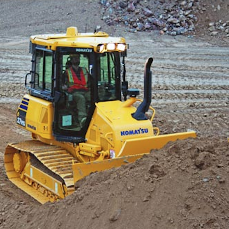 Construction Equipment Rental - Bulldozer Rental