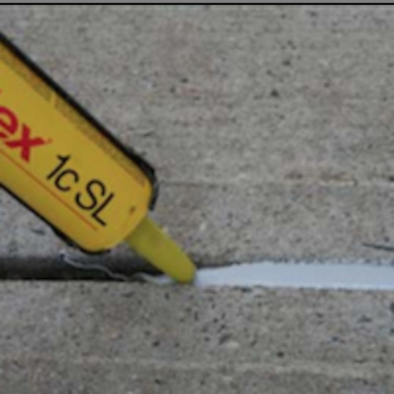 Sikaflex 1CSL Caulk and Self Leveling Sealant