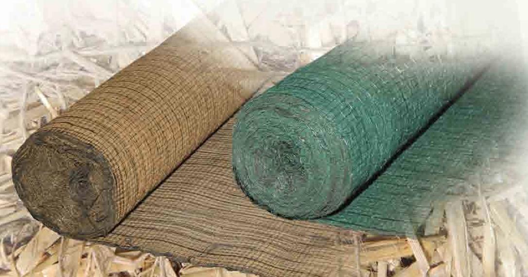 Erosion Control Blanket - ECS-2 Straw Blanket