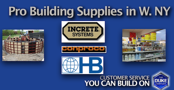 Pro Building Supplies in Rochester, Ithaca and Western NY