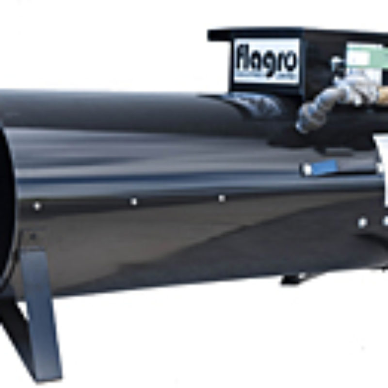 Construction Heater Rental - Dual Fuel - F-400T by Flagro