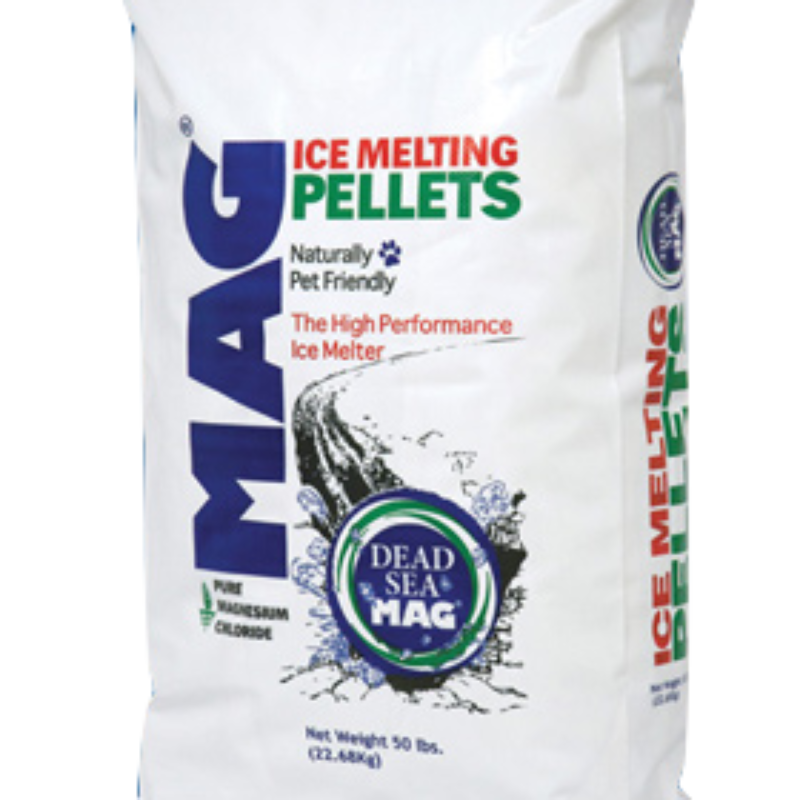 Mag Pellets is the Dead Sea Difference