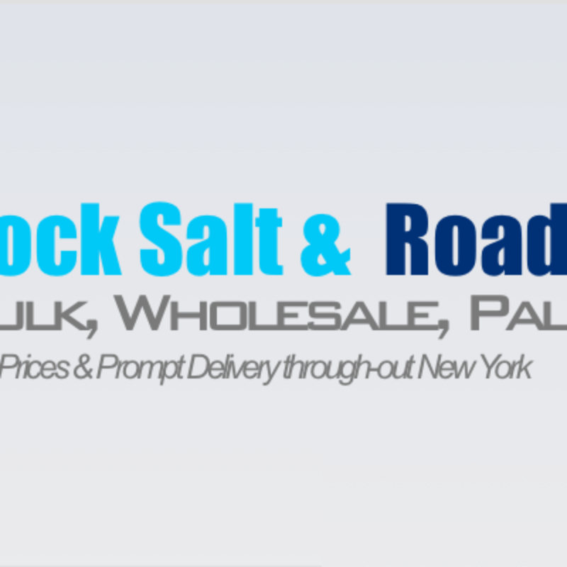 Bulk Rock Salt Suppliers in New York