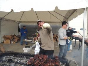 Dan Fermoil Thanking Customers at Rock Salt and Deicer HQ - The Duke Company