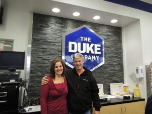 Duke Company Equipment Rental Christmas Party - 2015