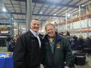 Duke Company Heater Rental Customers at 2015 customer appreication luncheon