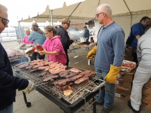Duke Company equipment rental customer appreciation luncheon 2015