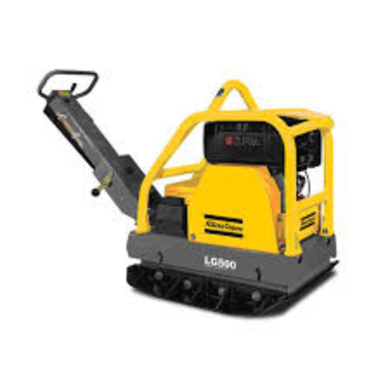Atlas Copco Rental -- LG500/LG500 CI Forward Reversible Plate Compactor