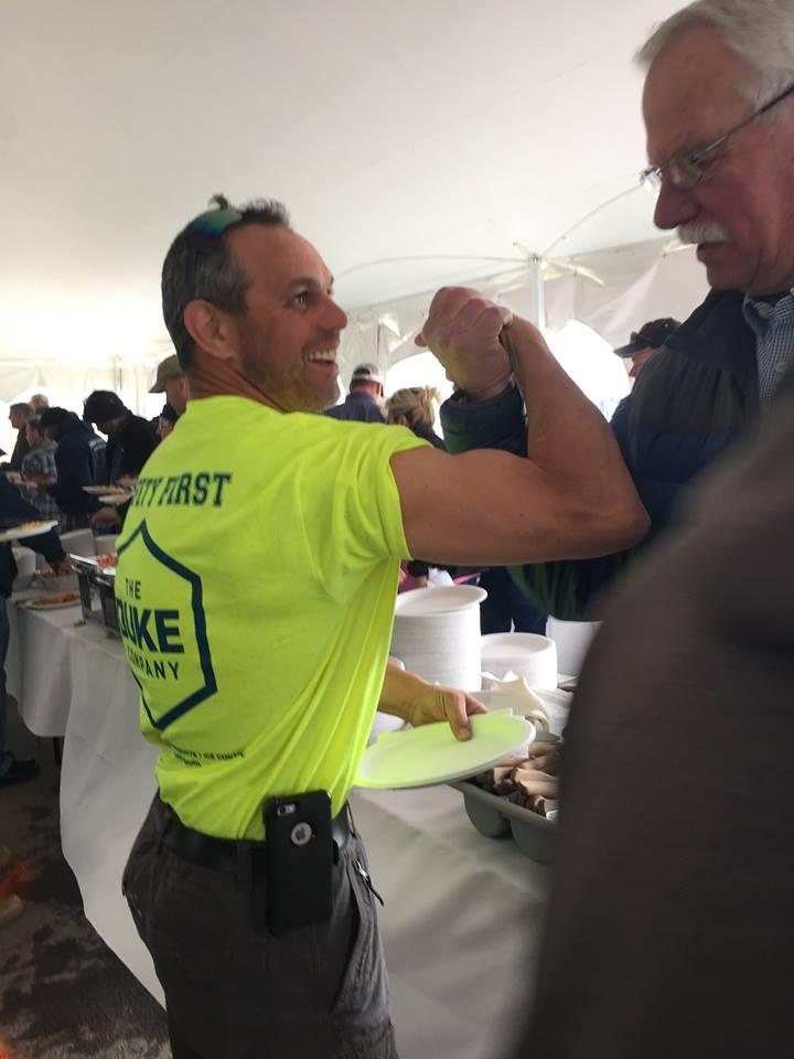 the duke company 2016 Breast Cancer Event 2