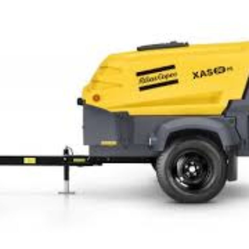 Atlas Copco XAS90 Compressor -- Duke Equipment Rental