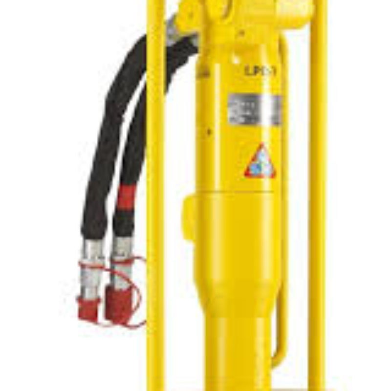 The Atlas Copco LPD-HD T Post Driver -- The Duke Company Rochester NY