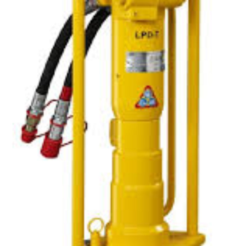 The Atlas Copco LPD T Post Driver -- Duke Company Rochester NY