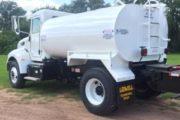 Ledwell water tank truck-b