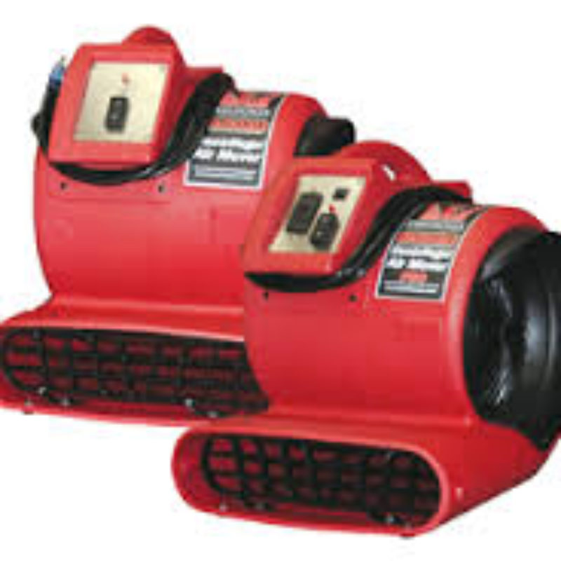 Phoenix CAM Pro Centrifugal Air Mover--Duke Equipment Rental