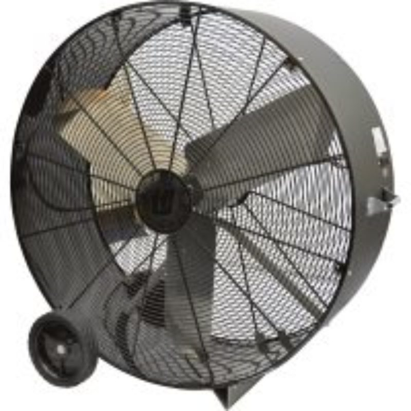 TPI Direct Drive Drum Fan 36in (Model # PB 36-D) -- Duke Equipment Rental