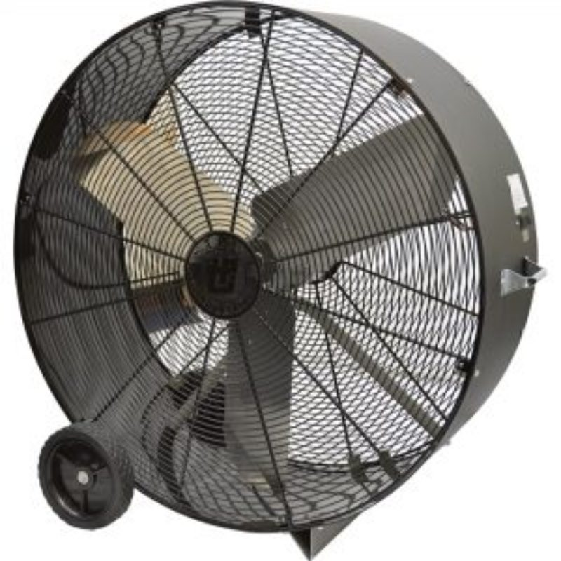 TPI Industrial Direct Drive Drum Fan 42in: Model # PB 42-D