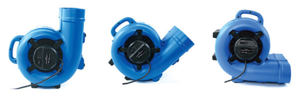 Tempest two-speed Air Mover--3