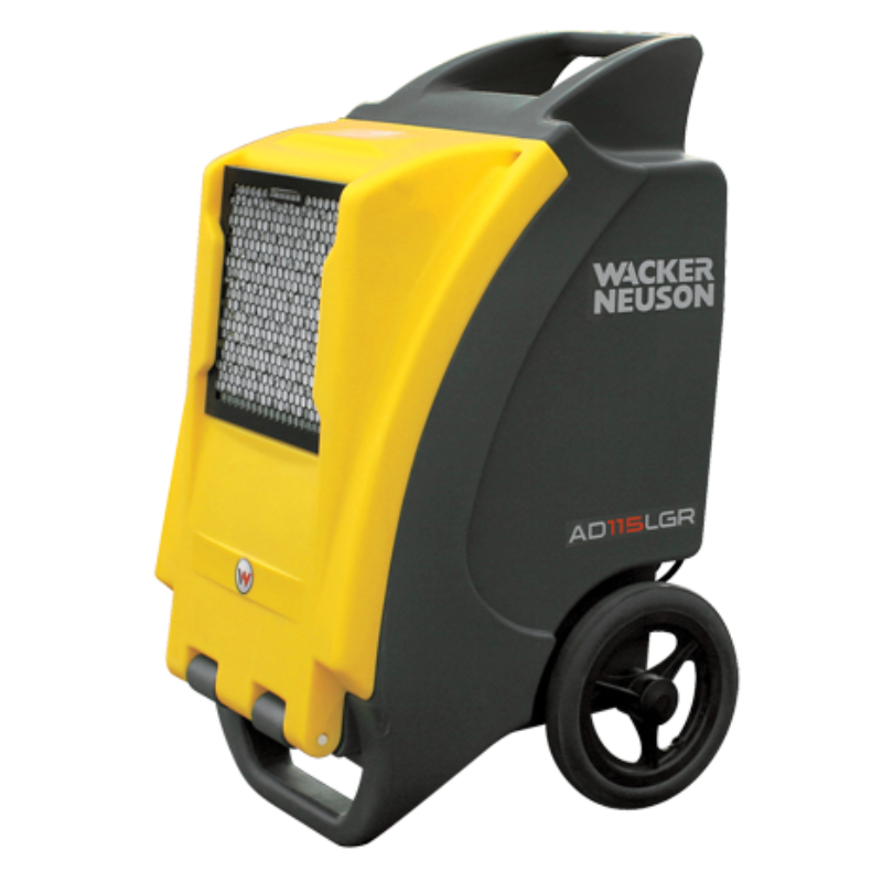 The Wacker Neuson–AD 115LGR Dehumidifier--Duke Equipment Rental