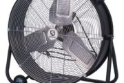 Strongway Classic Cooler Drum Fan 24in