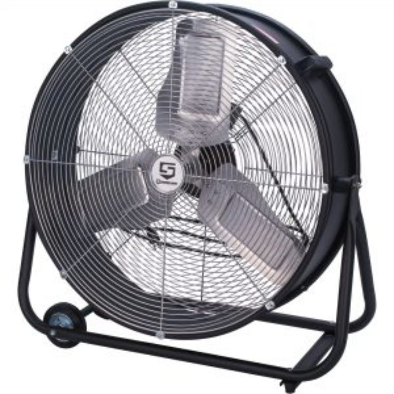 Strongway Classic Cooler Drum Fan 24in., 1/6 HP, 7700 CFM--The Duke Company Rochester