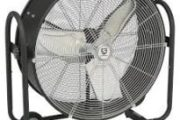 Strongway Tilting Direct Drive Drum Fan — 24in