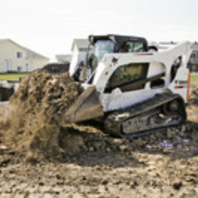 Skid Steer Loader Rental – Bobcat T870 | Heavy Equipment Rental