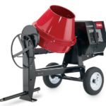 Toro Concrete Mixer Rental in Upstate NY