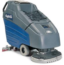 "Picture of 26"" Ride-on Electric Floor Scrubber — Windsor Karcher Group Saber Cutter 26"