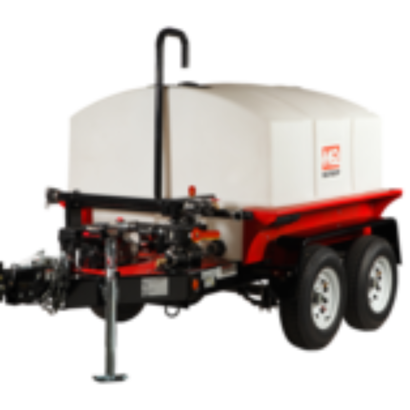 525 Gallon Water Trailer Rental - Multiquip WT5C
