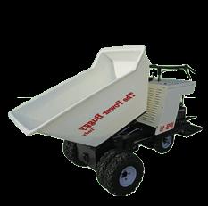 Power Buggy Rental – 16 Cubic Feet — Indy Equipment IPB-16