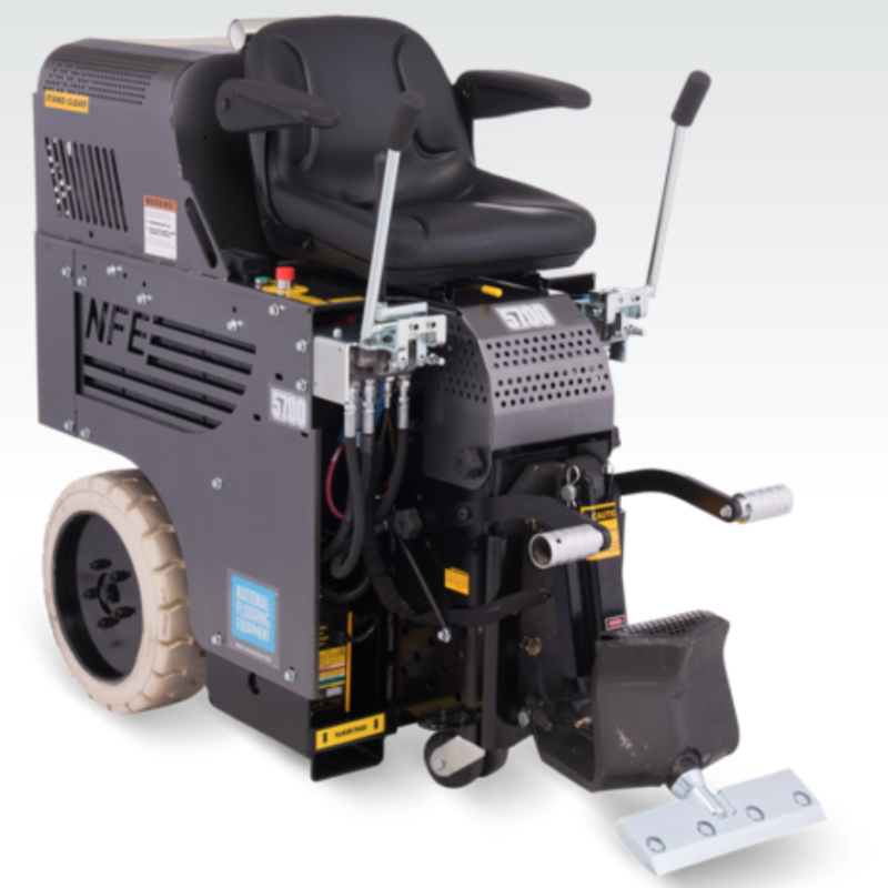 Ride On Floor Scraper and Floor Removal System Rental - National Flooring Equipment - 5700