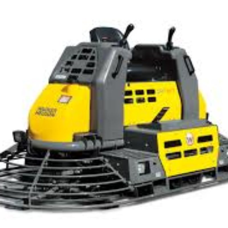 Ride on Trowel Rental - Wacker Neuson Hydraulic Ride-on Trowel CRT60