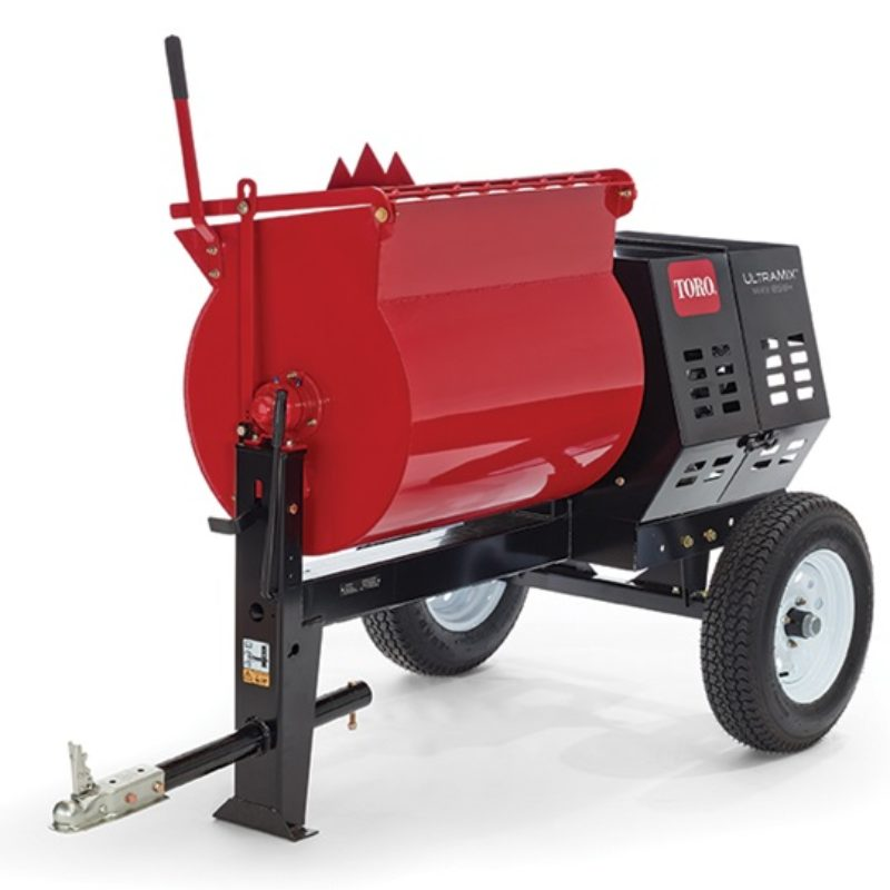 UltraMix Concrete Mortar Rental - Toro Ultramix MMX-858-H (#60220) Mortar Mixer