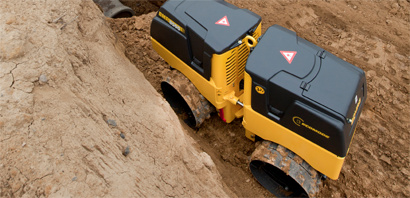 Bomag Trench Rental Equipment in Rochester, Ithaca and Dansville NY