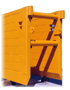 Tuff Lite Steel Box Rental for Trench Protection - Speed Shore
