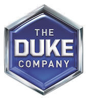 Logo for The Duke Company - Equipment Rental, Building Products and Ice Control in Rochester, Ithaca and Upstate New York