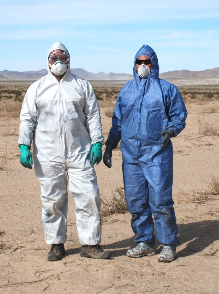 Best Prices on TYVEK Suits from The Duke Company