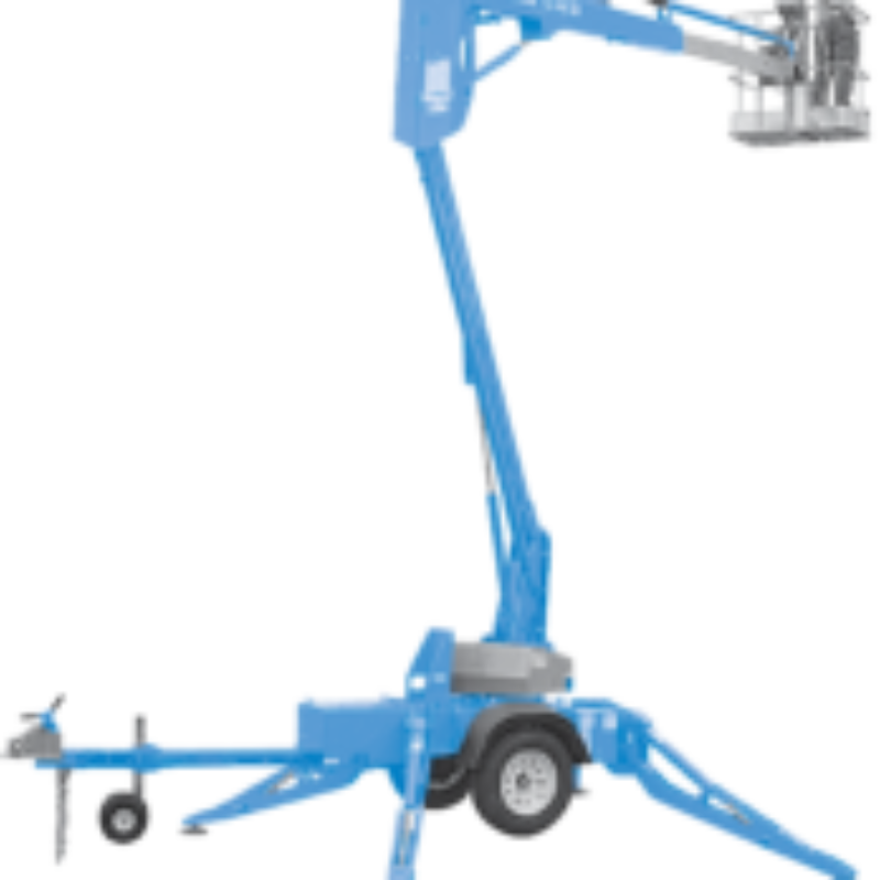 Genie TRAILER-MOUNTED Z-BOOMS TZ 34/20 | The Duke Company