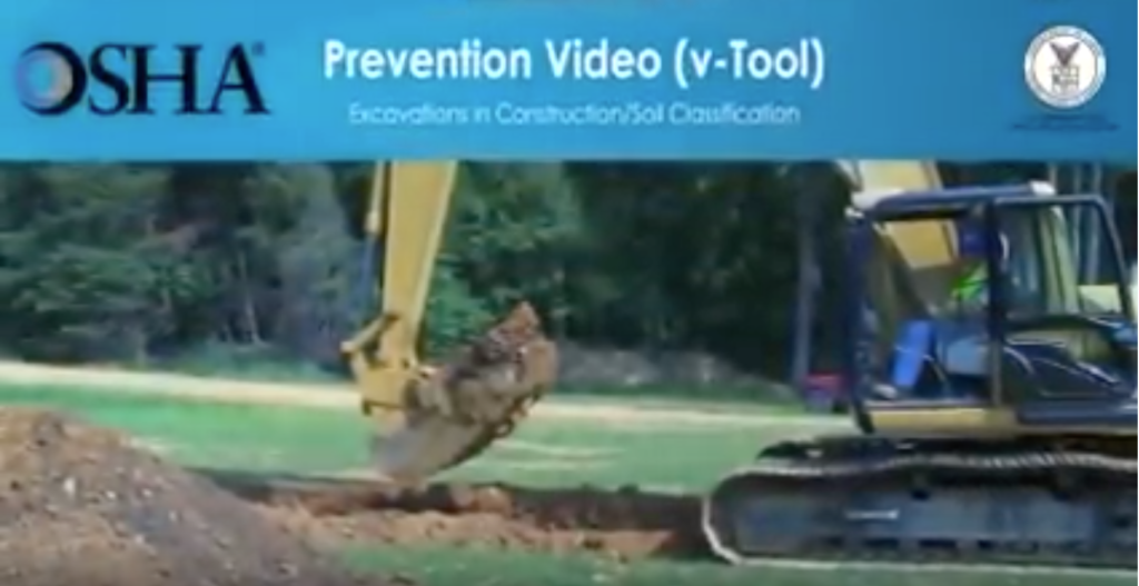 Duke Rentals and The Duke Company in Upstate NY - Trench Safety Information - OSHA Video on Importance of Soil Classification