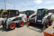 The Duke Company - Bobcat Wheeled Skidseer Rental - Duke Rentals - Rochester, Ithaca, Dansville and Auburn NY