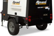 Towable Air Compressor Rental in Rochester NY - The Duke Company