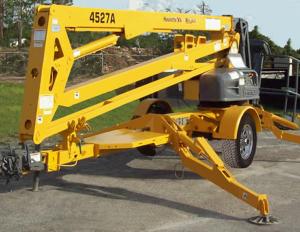 Power-Pusher Electric Wheel Barrow Rental | Rochester, Ithaca, Dansville & Auburn NY - The Duke Company and Duke Rentals