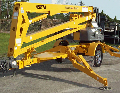 Power-Pusher Electric Wheel Barrow Rental | Rochester, Ithaca, Dansville & Auburn NY - The Duke Company and Duke Rentals