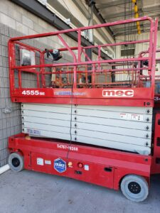 The Duke Company - 45 Foot Scissor Lift Rental | MEC 4555 SE