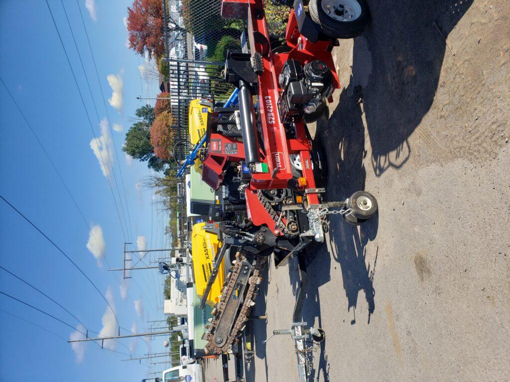 Log Splitter Rental | Toro LS922 | Duke Company