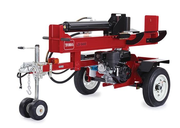 Log Splitter Rental   Toro LS922   Duke Rentals Rochester Ithaca Auburn Dansville
