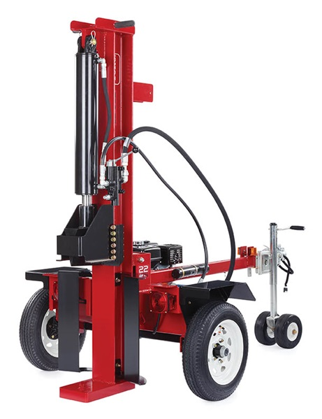 Log Splitter Rental | Toro LS922 | Vertical Log Splitter | The Duke Company