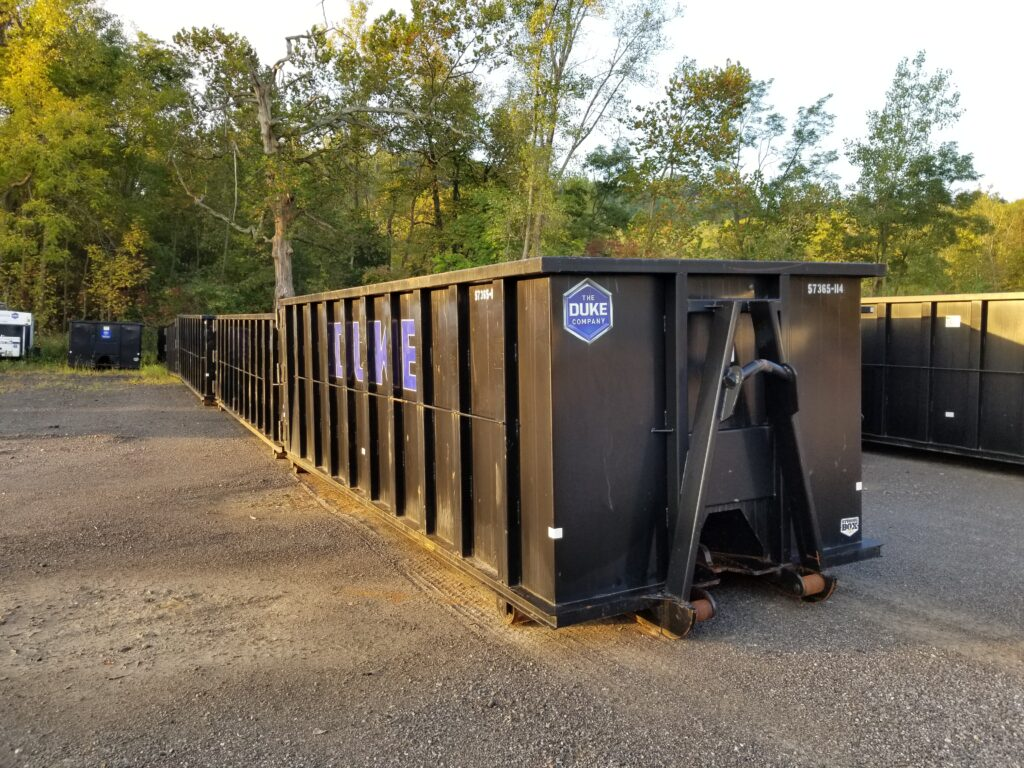 Duke Rentals and Roll Off Containers in Upstate NY