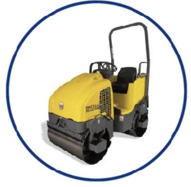 Roller Rental - Bomag Equipment Rental - The Duke Company in Rochester NY, Ithaca NY, Auburn NY and Dansville NY